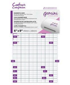 Gemini junior magnetplade / A5