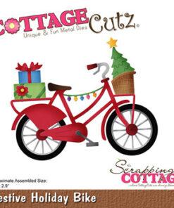 Dies / Jule cykel / Cottage Cutz