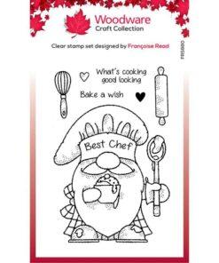 Stempel / Gnome chef / Woodware